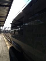 <p>Det lille fine tog fra Bayonne til SJPdP</p>