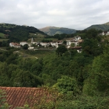 <p>Valcarlos, 1,5 km tilbage</p>