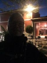 <p>Morgen i Ledigos, der var en del modlys</p>