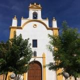 <p>Den nye kirke i Sahagun</p>