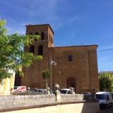 <p>Den gamle kirke, som nu er herberg</p>