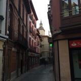 <p>Gade i Leon</p>
