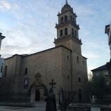 <p>Kirken i Ponferrada</p>