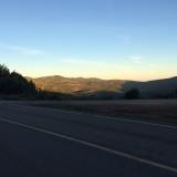 <p>På vejen på vej mod Linares</p>