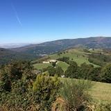 <p>Endnu en udsigt på vej mod Triacastela</p>