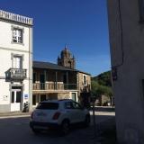 <p>Kirken i Triacastela </p>