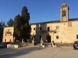 <p>klosteret i Sarria</p>