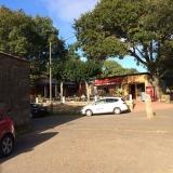 <p>Cafe hvor jeg fik tredie morgenmad</p>