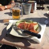 <p>Frokost i Portos</p>