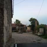 <p>På vej igennem San Xulian</p>
