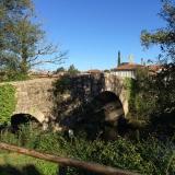 <p>Broen over Rio Furelos ved Melide</p>