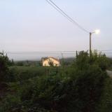 <p>Morgen udenfor Arzua</p>