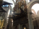 <p>Den store orgel i katedralen</p>
