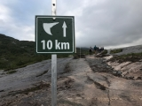 <p>																	I started 3 km above the official start point. Had to pay 500 NOK to park my car up there</p>