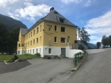 <p>																	My hotel. 23 mins drive from the hike to Trolltunga</p>