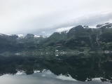 <p>																																		On my way along route 6 to Eidfjord</p>